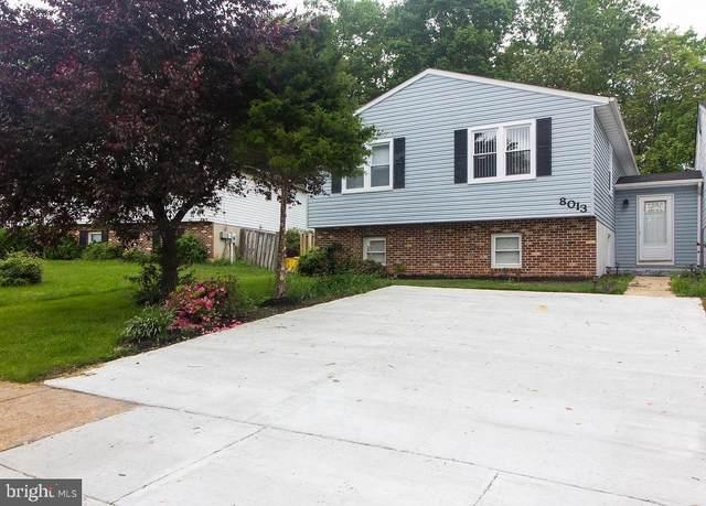 8013 Cross Creek Drive, GLEN BURNIE, MD 21061 (#MDAA463060) :: Colgan Real Estate