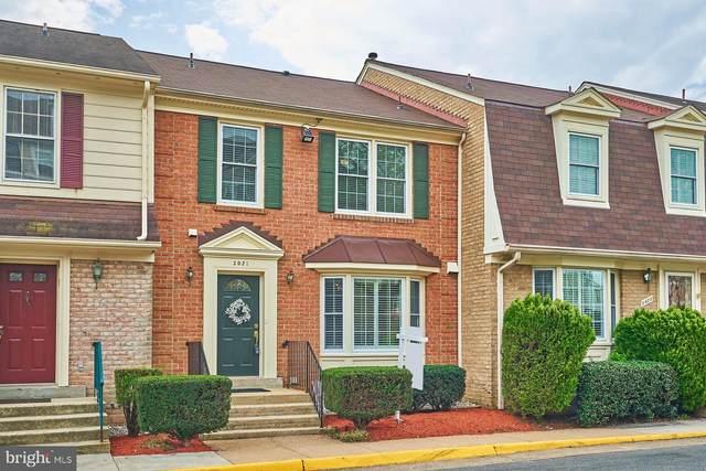 3021 Meeting Street, FALLS CHURCH, VA 22044 (#VAFX1189166) :: Colgan Real Estate