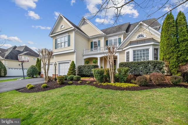 8347 Roxborough Loop, GAINESVILLE, VA 20155 (#VAPW518226) :: The Miller Team