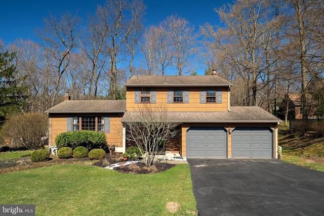 38 Windybush Way, TITUSVILLE, NJ 08560 (#NJME309852) :: Jim Bass Group of Real Estate Teams, LLC