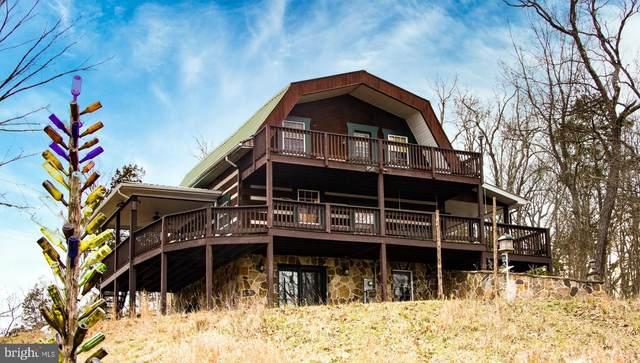 458 Sherman Ridge Road, MOOREFIELD, WV 26836 (#WVHD106730) :: Corner House Realty