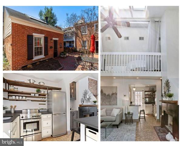 1008 Prince Street #3, ALEXANDRIA, VA 22314 (#VAAX257788) :: City Smart Living