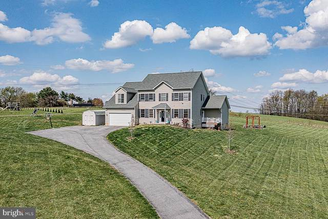 13738 Jacobs Road, MOUNT AIRY, MD 21771 (#MDFR279812) :: AJ Team Realty