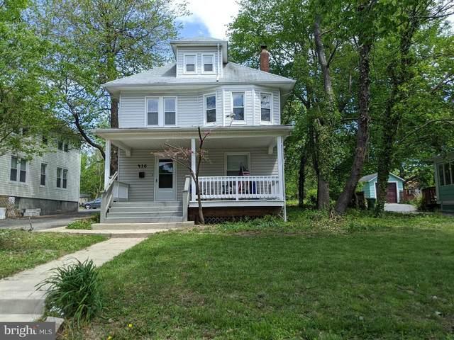 416 E Lake Avenue, BALTIMORE, MD 21212 (#MDBA544876) :: Dart Homes