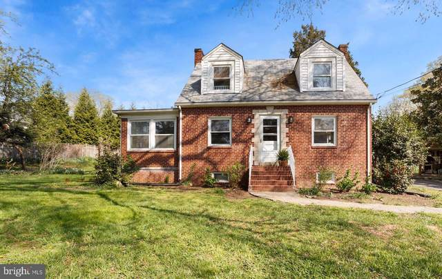 3408 Woodland Lane, ALEXANDRIA, VA 22309 (#VAFX1189620) :: Debbie Dogrul Associates - Long and Foster Real Estate