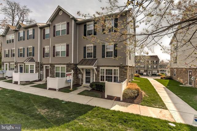 6478 Cornwall Drive #19, ELDERSBURG, MD 21784 (#MDCR203426) :: Bob Lucido Team of Keller Williams Lucido Agency