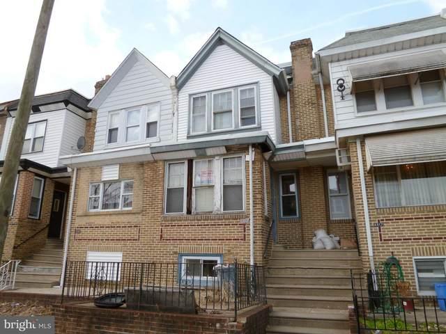 6412 Garman Street, PHILADELPHIA, PA 19142 (MLS #PAPH1001252) :: Kiliszek Real Estate Experts