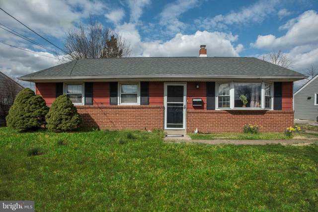 447 Colonial Road, BELLMAWR, NJ 08031 (#NJCD416256) :: Holloway Real Estate Group