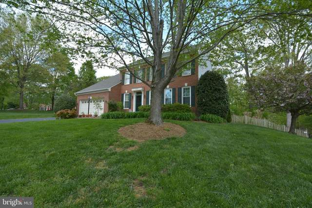 8605 Woodland Heights Court, ALEXANDRIA, VA 22309 (#VAFX1189828) :: Jim Bass Group of Real Estate Teams, LLC