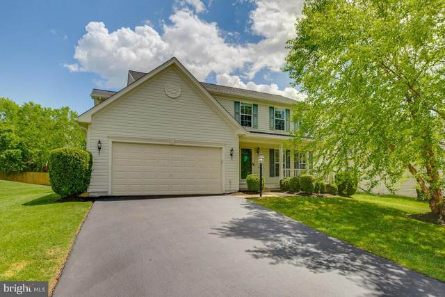 3329 Anne De Bourgh Drive, TRIANGLE, VA 22172 (#VAPW518400) :: The Putnam Group