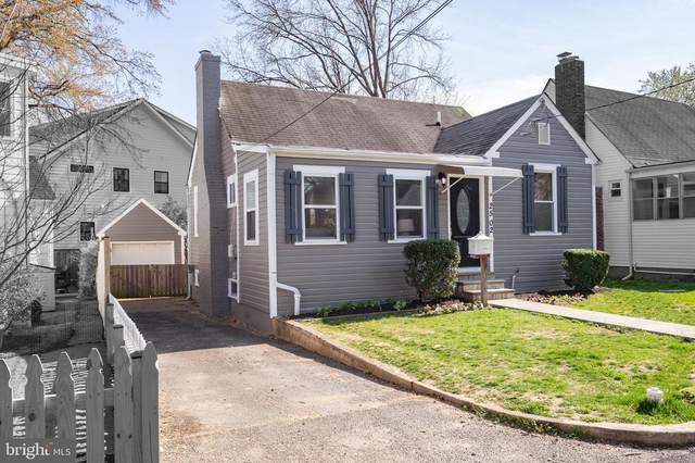 2502 4TH Street N, ARLINGTON, VA 22201 (#VAAR178784) :: Debbie Dogrul Associates - Long and Foster Real Estate