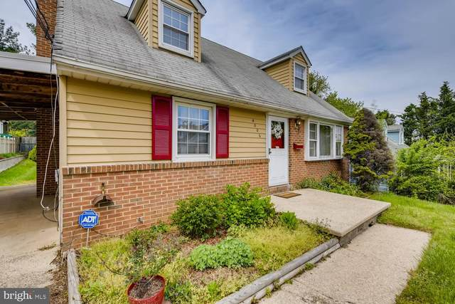 4006 Orchard Avenue, BALTIMORE, MD 21225 (#MDBA545128) :: Berkshire Hathaway HomeServices McNelis Group Properties