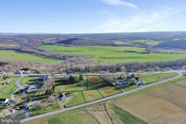Hill Rd - Lot 3, GREENCASTLE, PA 17225 (#PAFL178872) :: The Joy Daniels Real Estate Group