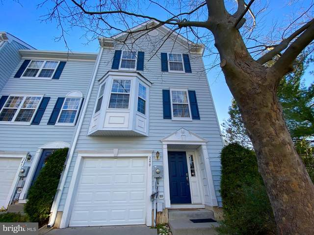 240 William Livingston Court, PRINCETON, NJ 08540 (#NJME310020) :: Jason Freeby Group at Keller Williams Real Estate