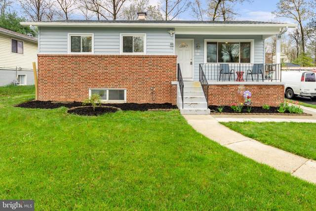9616 Baltimore Avenue, LAUREL, MD 20723 (#MDHW292326) :: SP Home Team