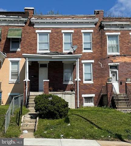 3426 Edmondson Avenue, BALTIMORE, MD 21229 (#MDBA545182) :: Berkshire Hathaway HomeServices McNelis Group Properties