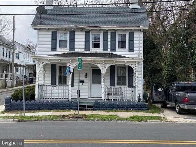 108 Vine Street, BRIDGETON, NJ 08302 (#NJCB132078) :: Bob Lucido Team of Keller Williams Lucido Agency
