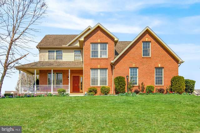36 Stone Run Drive, MECHANICSBURG, PA 17050 (#PACB133422) :: John Lesniewski | RE/MAX United Real Estate