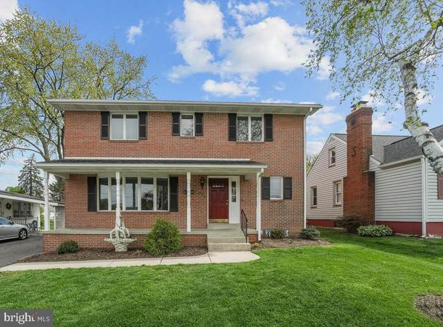 320 Thomas Avenue, FREDERICK, MD 21701 (#MDFR279972) :: Dart Homes