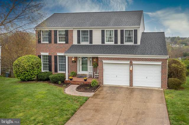 9808 Hickoryhurst Drive, BALTIMORE, MD 21236 (#MDBC524092) :: Colgan Real Estate