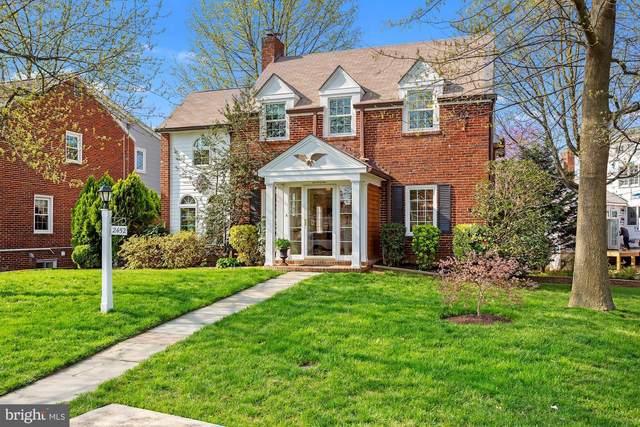 2452 N Pocomoke Street, ARLINGTON, VA 22207 (#VAAR178872) :: The Riffle Group of Keller Williams Select Realtors