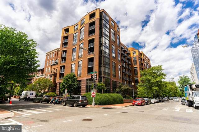 1001 L Street NW #101, WASHINGTON, DC 20001 (#DCDC514832) :: Eng Garcia Properties, LLC