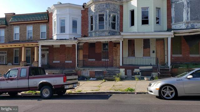 2921 Westwood Avenue, BALTIMORE, MD 21216 (#MDBA545380) :: ExecuHome Realty