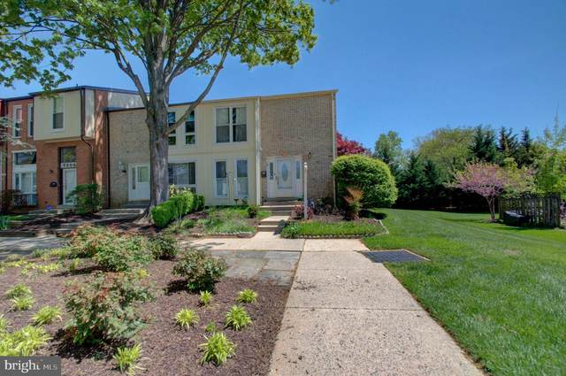 7201 Millcrest Terrace 8-8, ROCKVILLE, MD 20855 (#MDMC751030) :: Jacobs & Co. Real Estate