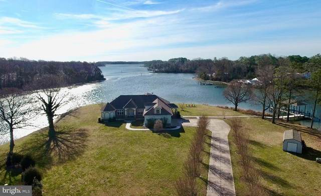 206 Wicomico Harbor Drive, HEATHSVILLE, VA 22473 (#VANV101762) :: Shamrock Realty Group, Inc