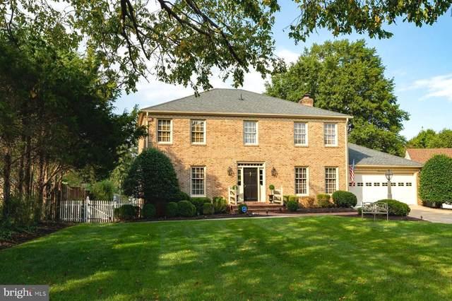 1600 Ivanhoe Court, ALEXANDRIA, VA 22304 (#VAAX257932) :: Colgan Real Estate