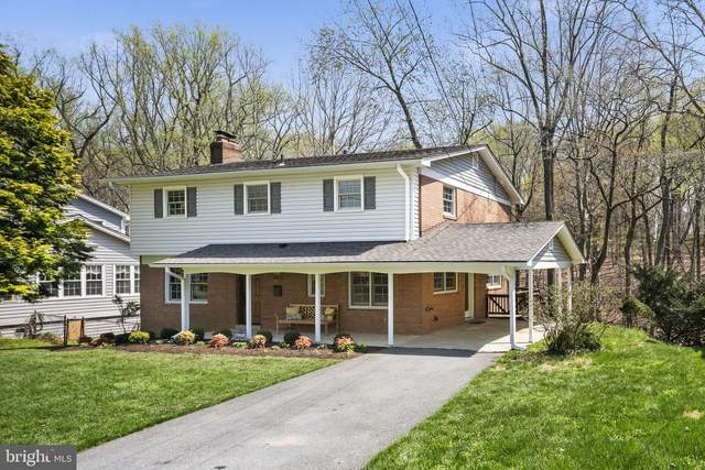10615 Meadowhill Road, SILVER SPRING, MD 20901 (#MDMC751090) :: Advance Realty Bel Air, Inc