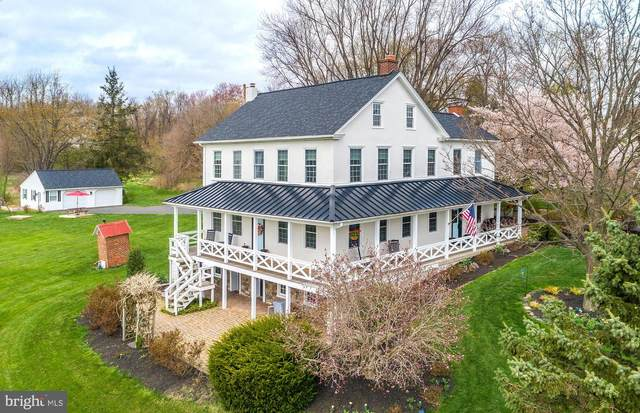 2145 County Line Road, EAST GREENVILLE, PA 18041 (#PABK375310) :: LoCoMusings