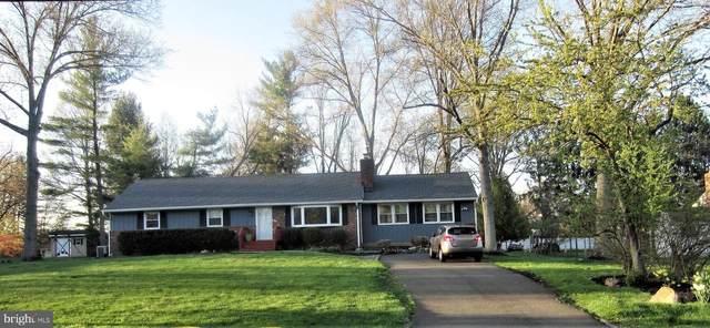 6 Morningside Drive, PENNINGTON, NJ 08534 (#NJME310134) :: LoCoMusings