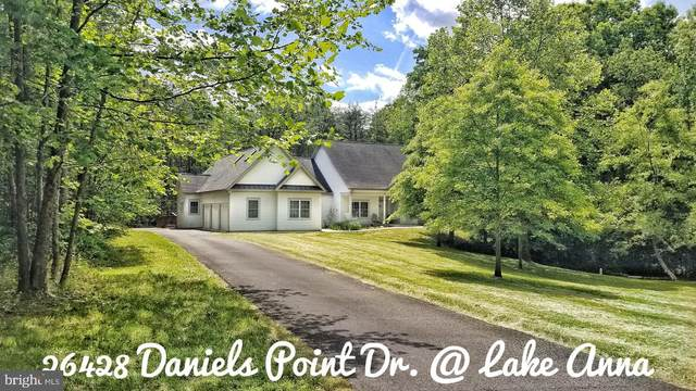 26428 Daniels Point Drive, UNIONVILLE, VA 22567 (#VAOR138884) :: Erik Hoferer & Associates