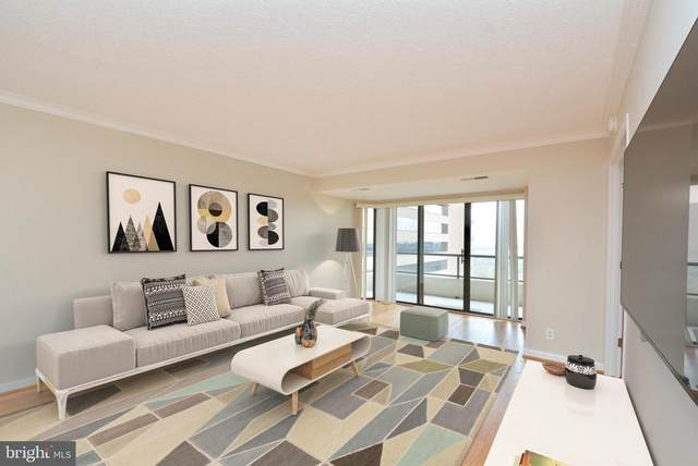 1600 N Oak Street #1208, ARLINGTON, VA 22209 (#VAAR178940) :: Debbie Dogrul Associates - Long and Foster Real Estate