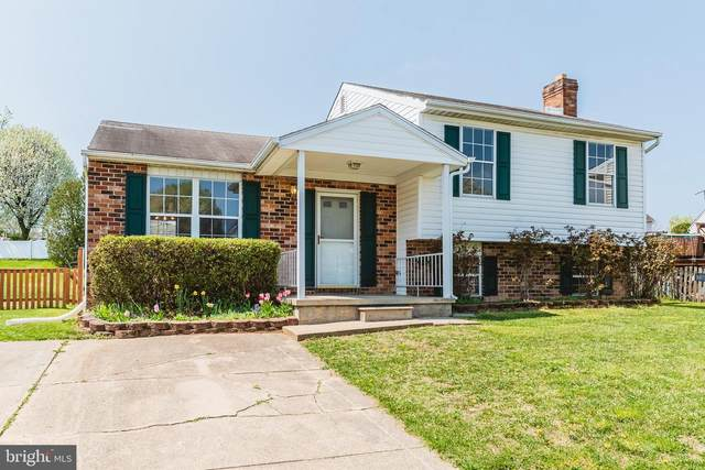 702 Clover Valley Court, EDGEWOOD, MD 21040 (#MDHR258298) :: Advance Realty Bel Air, Inc