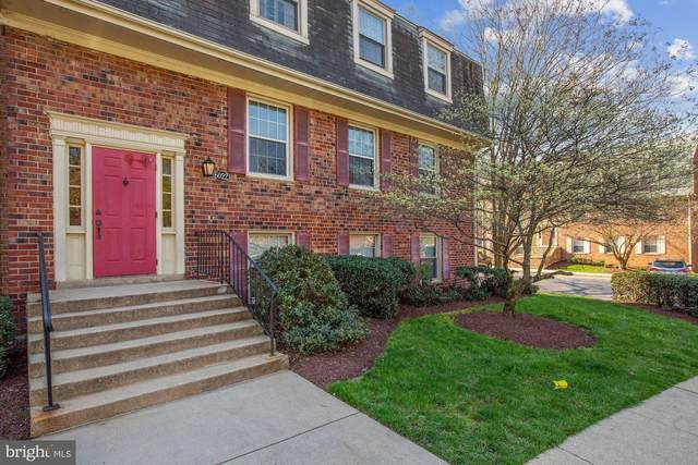 6022 Westchester Park Drive #2, COLLEGE PARK, MD 20740 (#MDPG601830) :: Gail Nyman Group