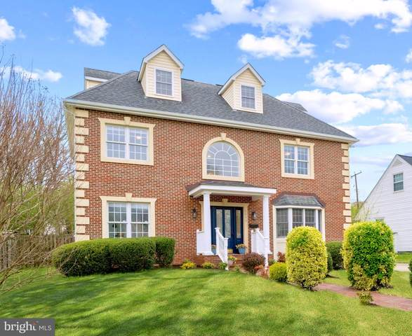 6608 Cavalier Drive, ALEXANDRIA, VA 22307 (#VAFX1190868) :: Debbie Dogrul Associates - Long and Foster Real Estate