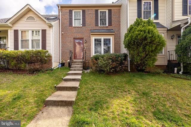 9438 William Kirk Lane, BURKE, VA 22015 (#VAFX1190906) :: Debbie Dogrul Associates - Long and Foster Real Estate