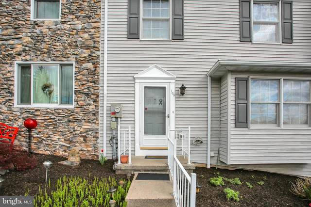 105 Greenbriar Drive, MARYSVILLE, PA 17053 (#PAPY103252) :: The Joy Daniels Real Estate Group