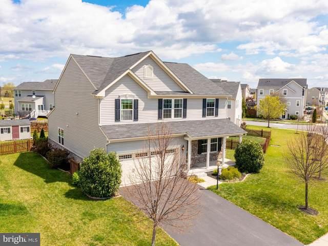 102 Buccaneer Court, STEPHENSON, VA 22656 (#VAFV163254) :: Berkshire Hathaway HomeServices McNelis Group Properties
