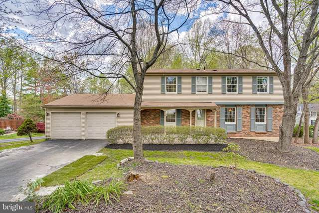 8840 Woodlawn Way, SPRINGFIELD, VA 22153 (#VAFX1191024) :: Berkshire Hathaway HomeServices McNelis Group Properties