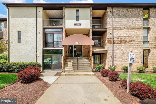 7800 Hanover Parkway #253, GREENBELT, MD 20770 (#MDPG601982) :: Corner House Realty