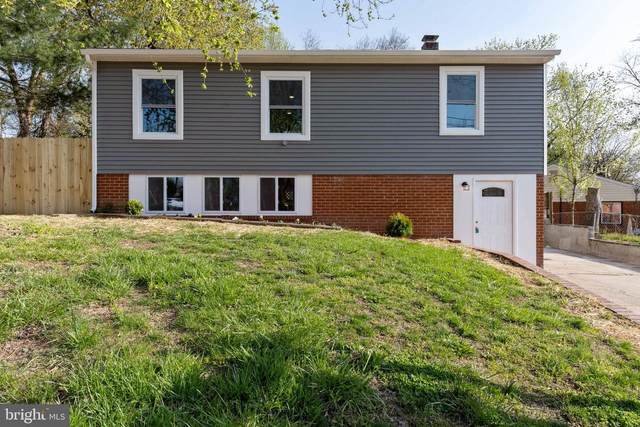 2004 York Drive, WOODBRIDGE, VA 22191 (#VAPW518818) :: The Miller Team
