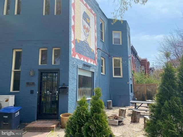 718 Rhode Island Avenue NW, WASHINGTON, DC 20001 (#DCDC515290) :: City Smart Living