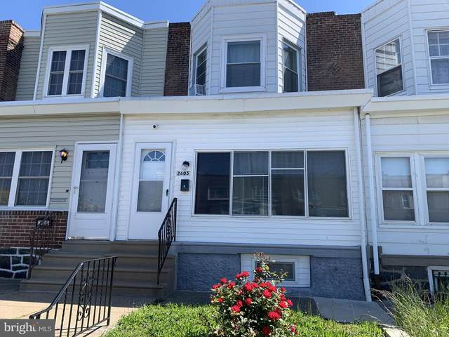 2605 S 67TH Street, PHILADELPHIA, PA 19142 (#PAPH1003330) :: Ramus Realty Group