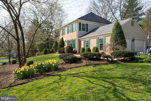 2810 Center Ridge Drive, OAKTON, VA 22124 (#VAFX1191284) :: Pearson Smith Realty