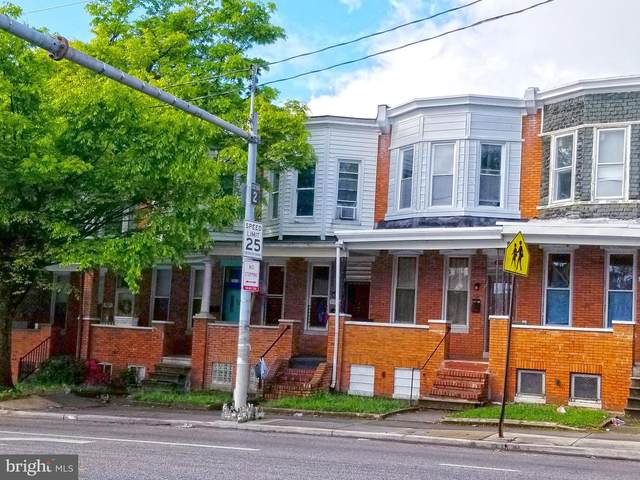 3017 Erdman Avenue, BALTIMORE, MD 21213 (#MDBA545814) :: Corner House Realty