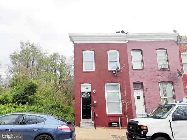301 Font Hill Avenue, BALTIMORE, MD 21223 (#MDBA545818) :: Bob Lucido Team of Keller Williams Lucido Agency