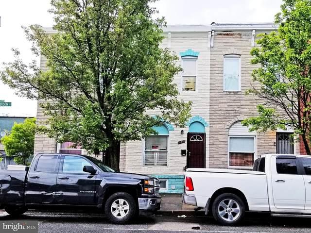 2419 E Madison Street, BALTIMORE, MD 21205 (#MDBA545832) :: Dart Homes
